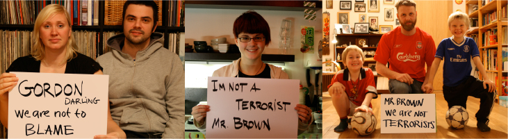 Icelanders are not Terrorists