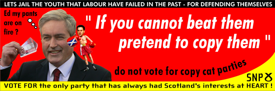 Scottish Labour Party Manifesto 2011